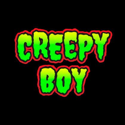 Creepy Boy — The Mixtape