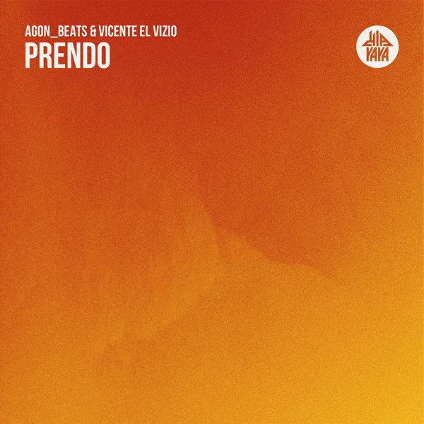 Agon_Beats & Vicente El Vizio — Prendo / Freezing My Mind